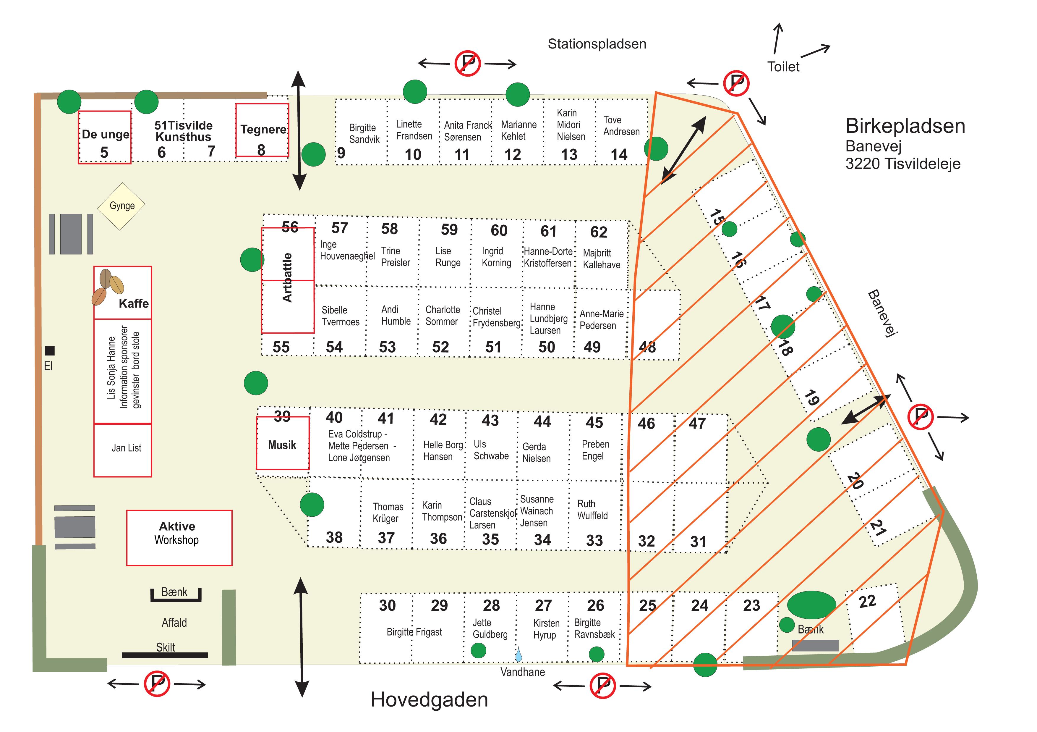 Pladsplan 2017