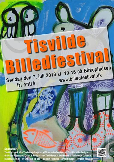 Plakat_elektroniske_medier_TisvildeBilledfestival_2013